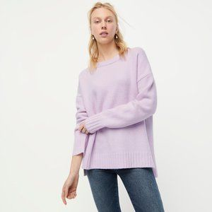 J. CREW Supersoft Oversized Crew Neck Sweater 2C50